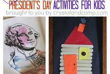 Holidays - President's Day