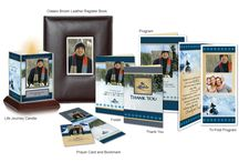 Winter Funeral Inspiration / Are you planning a winter-themed funeral? Here are some inspiration ideas.