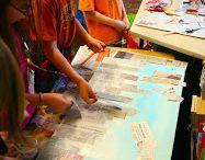 Art/Education / Art-kids-a place to create