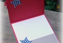 cards/inside / by Des B