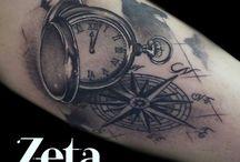 Chris's tattoo