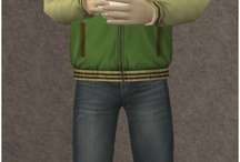 Sims 2 Clothing - TM