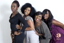 Screen Divas / See four Nollywood Queens raise awareness for domestic violence. Follow the Divas as they lend their star power to a great cause.