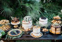 wedding dessert inspo