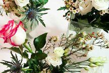 Wedding Flowers / Wedding Flower Inspiration