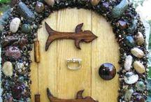 Fairy Doors etc / by Kimberly Moreau