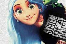 Disney punk / Punk