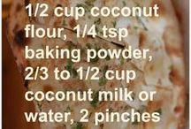 coconut naan