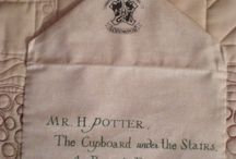 Harry Potter Quilt Tips
