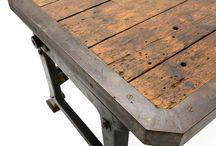 Industrial loft style / Indusztriális bútor, ipari stílusú bútorok, antik bútor, egyedi gyártású bútor