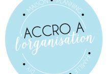 accro a l'organisation