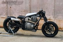 Streetfighter Motorcycles / by bikerMetric