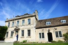 Old Manor Hotel wedding venue / A rustic and unique country house hotel tucked away in the gorgeous Wiltshire countryside.