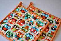 Potholder / by LoveTo Sew