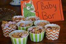 Baby Party Foods
