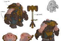old Dwarf s