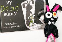 Bookweek - My Dead Bunny