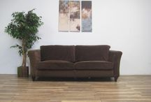 Reconditioned sofas