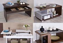 Mesas de centro / Mesas de centro para tu casa