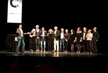 Premios Cálamo XIV / Recuerdos de la genial celebración de los premios Cálamo 2014. ¡Gracias a todos!
