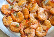 Shrimp / Garlic