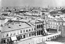 Bucharest Old City 1856