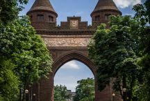 Travel: Hartford, CT / by Kathy Sullivan