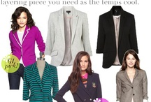 Clothing styles / by Julie Stewart