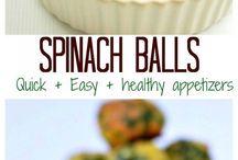 Spinish  balls