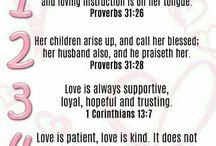 Uplifting bible verses