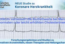 Studien zur koronaren Herzkrankheit (KHK)/ Herzinfarkt