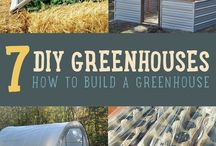 Garden - DIY Projects / DIY projects related to growing vegetables, fruit, etc on a mini farm/homestead.