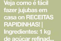 JU JUBAS OU BALA DE GOMA