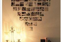 ideeën voor (in) kamer's