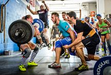 Crossfit - Branding and Marketing Images