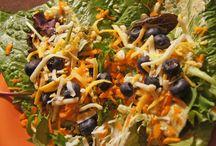 Recipes / Healthy recipes, vegan, salads, easy to prepare meals