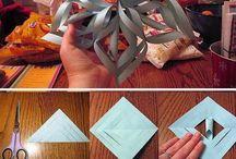 Πατρόν / Κατασκευή με χαρτί