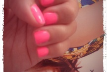 Nails Beauty / Nails fashion  / by Cecil Silver