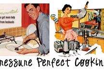 Recipes-PRESSURE COOKER