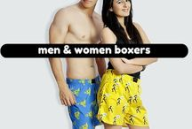 Get a best deal on boxers / 100 PERCENT COTTON PRODUCT, QUIRKY PRINTS, RELAXED COMFORT, POCKET FIT PRICE