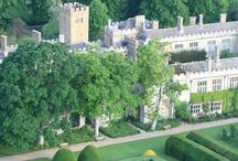 Sudeley Castle / The history of Sudeley Castle and its award-winning gardens spans over a thousand years and contains many varied tales of royal associations, wars and periods of neglect and subsequent restoration.
