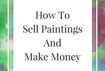 Sell paintings