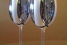 copos pintados