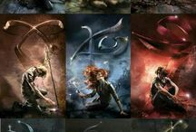 The Infernal Devices and The Mortal Instruments