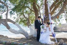 Weddings & Honeymoons / Cyprus and Greece offer a wealth of options for your marriage. Anglican Church, Catholic Church and Civilceremonies are all available.