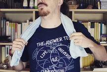 Instagram Con questa maglietta di Teetee non ho più nulla da temere! :D (se la volete, usate il codice sconto filosofarsogood)  Ps: bello il product placement della Dove, eh?