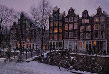 Hollandse steden