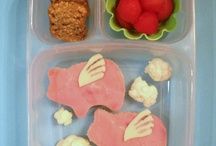 Healthy Lunches / Healthy lunches for the family
