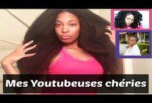 You tubeuses cheveux crepus