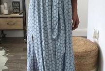 Belles robes maxi